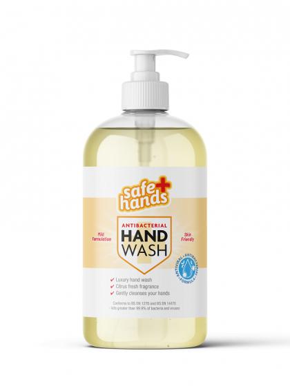 fragrenced hand wash